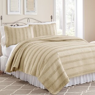 Mountain View 3 Piece Ruffled Quilt Set by Laurel Foundry Modern Farmhouse #2