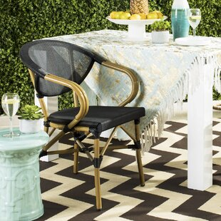Montverde Stacking Patio Dining Chair (Set of 2) by Bay Isle Home