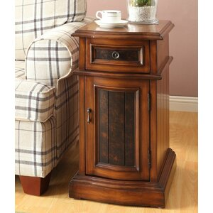 Ashford End Table With Storage
