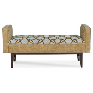 Luna Upholstered Bench by Fairfield Chair