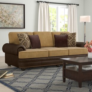 Affordable Price Simmons Upholstery Aurora Sofa by Darby Home Co Reviews (2019) & Buyer's Guide