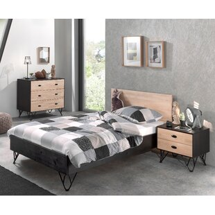 Elder 3 Piece European Single Bedroom Set By Isabelle & Max