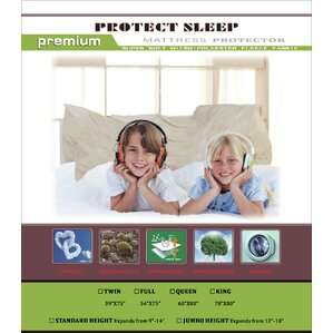 Bed Bug Waterproof Mattress Protector by Spinal Solution