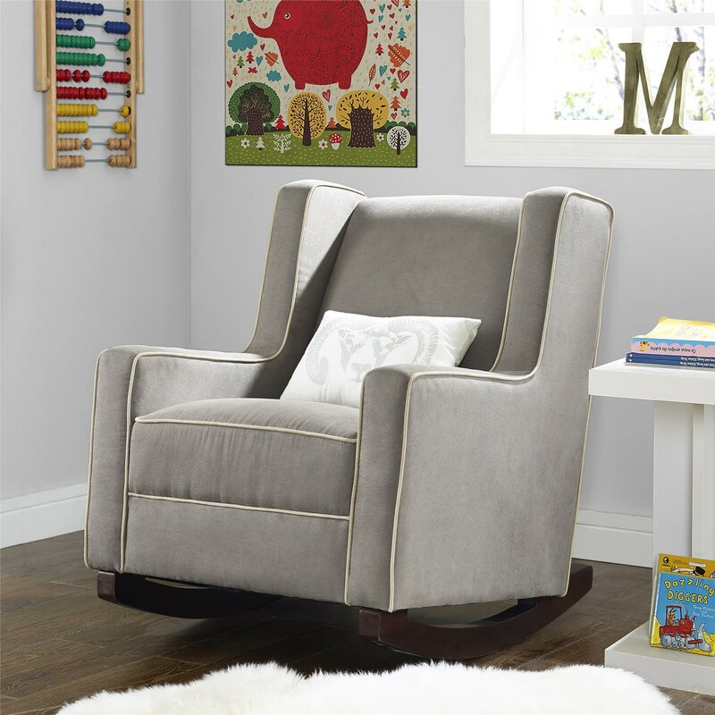 Merveilleux Sanders Rocking Chair