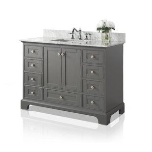Sanremo 48 Single Bathroom Vanity Set by Birch Lane™ Heritage