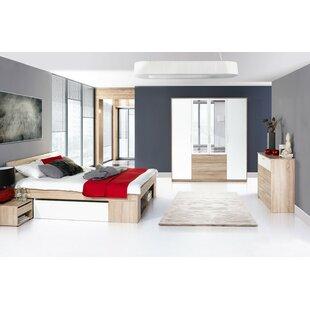 Ivy Bronx Duren Queen Platform Configurable Bedroom Set