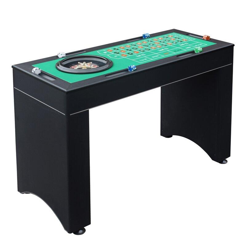 Monte Carlo 4 In 1 Casino Game Table