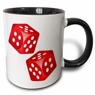Winder Roll the Dice Coffee Mug