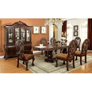 Dolores Formal Dining Arm Chair (Set of 2)
