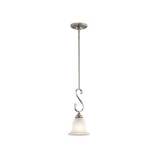 Red Barrel Studio Bretton 1-Light Bell Pendant