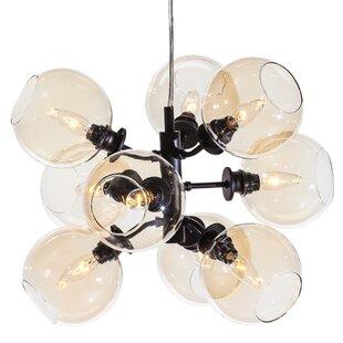 Langley Street Larry 9-Light Pendant