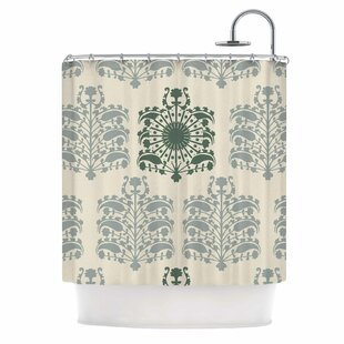 'Samaarkkand' Ethnic Single Shower Curtain
