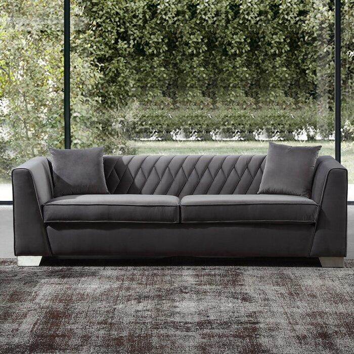 Gagnon Contemporary Sofa