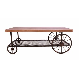 Mobile Coffee Table.Coffee Tables With Wheels Wayfair Ca