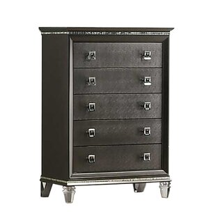 Norwich 5 Drawer Chest
