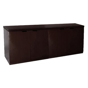 Mira Series 4 Door Credenza by..