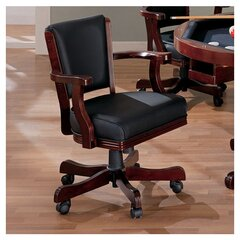 Bankers Black Leather Office Chairs You Ll Love In 2020 Wayfair