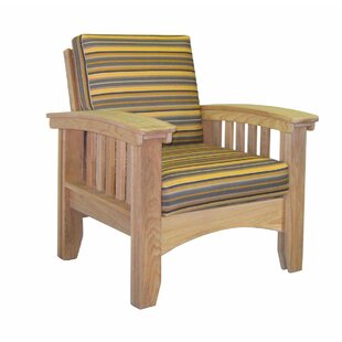 Hershy Way Days End Mission Chair with Cu..