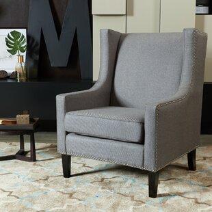 Alcott Hill Adalyn Wingback Chair
