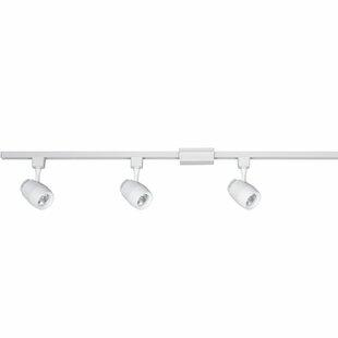 Affordable LED 3-Light Track Kit By Progress Lighting