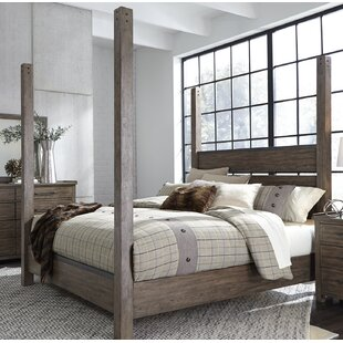 Claybrooks Poster Bed by Gracie Oaks