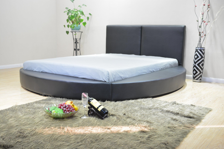 Orren Ellis Lura Upholstered Platform Bed Reviews Wayfair Ca
