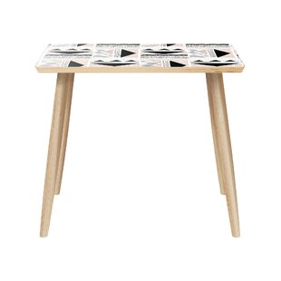 Bungalow Rose Ugalde End Table