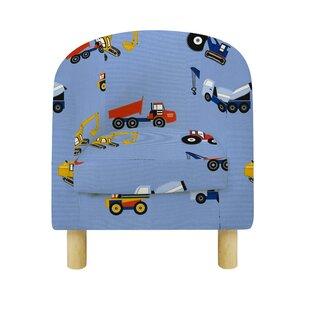 Fender Toy Trucks Children's Club Chair By Zoomie Kids
