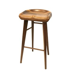 Wayne 30 Wood Bar Stool Corrigan Studio