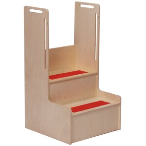I Can Reach Handy Step Stool by Steffy Wood Products