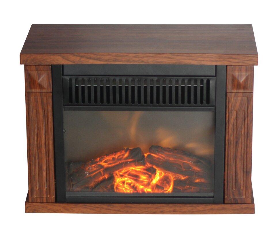 Comfort Glow Mini 1200 Watt Electric Heater & Reviews   Wayfair