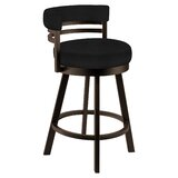 Eldred Swivel Bar & Counter Stool by Latitude Run