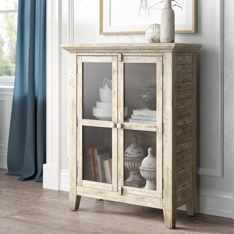 Eau Claire 2 Door Accent Cabinet by Kelly Clarkson Home