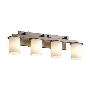 Brayden Studio Luzerne 4-Light Vanity Light