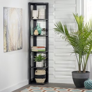 Luisa Corner Unit Bookcase by Zipcode Design Read Reviews