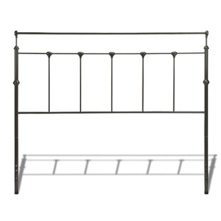 Bastia California King Slat Headboard by August Grove