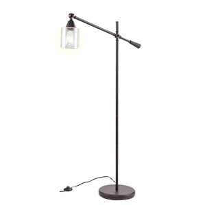 Clear/Glass Shade Floor Lamps   Joss & Main