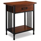 Perao 1 Drawer Nightstand by Alcott Hill®