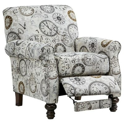 Lettie Recliner Upholstery: Timeless Patina by Darby Home Co