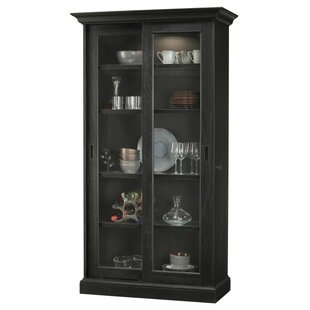 Malaya Lighted Curio Cabinet