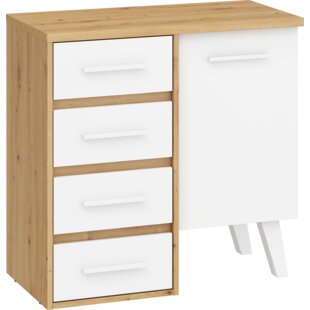 Review Citlali 4 Drawer Combi Chest