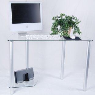Latitude Run Veltri Tower Stand Writing Desk