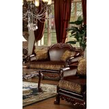 Bethnal Chenille 42 Rolled Arm Loveseat by Astoria Grand