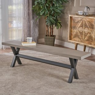 Williston Forge Cousar Light Weight Dining Bench
