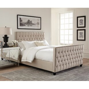 Leilani Upholstered Panel Bed by Darby Home Co