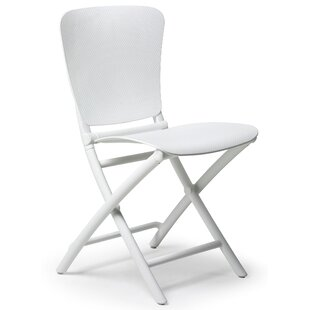 Zic-Zac Folding Patio Dining Chair