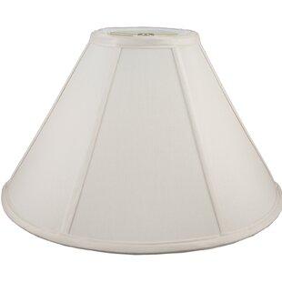 19 Faux Silk Empire Lamp Shade