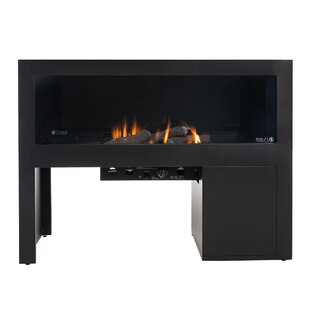 Kateri Aluminium Propane Gas Outdoor Fireplace By Sol 72 Outdoor