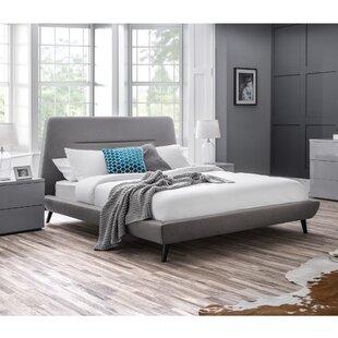 Grissom Upholstered Bed Frame By Brayden Studio