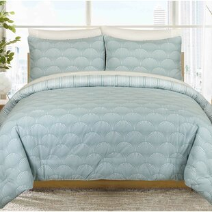 Hare Reversible Comforter Set by Mercer41